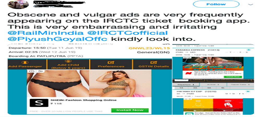 Soon after the IRCTC's tweet, the social media was flooded with memes.
