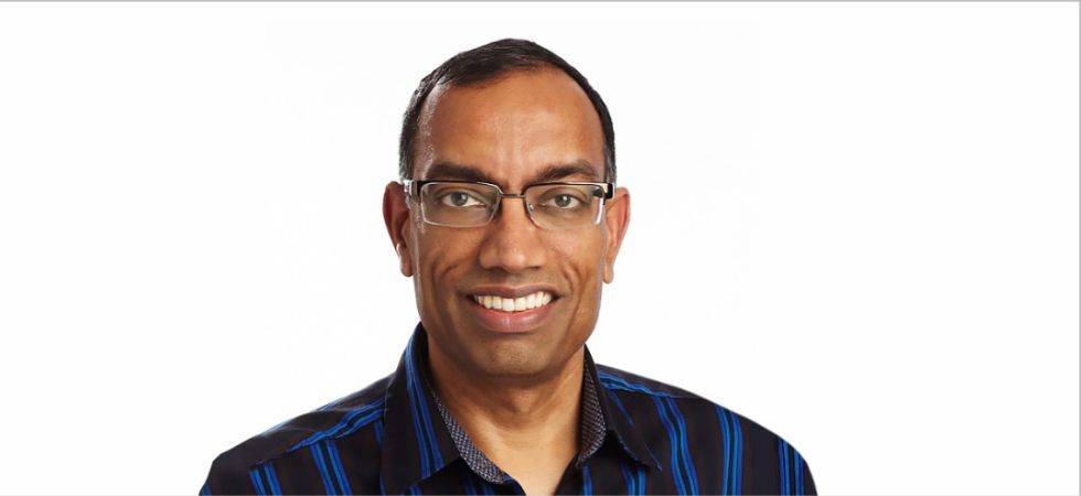 Suresh Kumar holds a PhD in Engineering from Princeton University and a Bachelor of Technology from the Indian Institute of Technology, Madras. (Photo courtesy: Walmart)