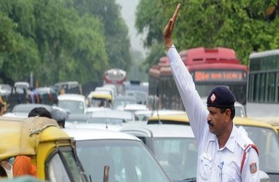 Delhi Traffic Police makes elaborate arrangement ahead of swearing-in-ceremony today