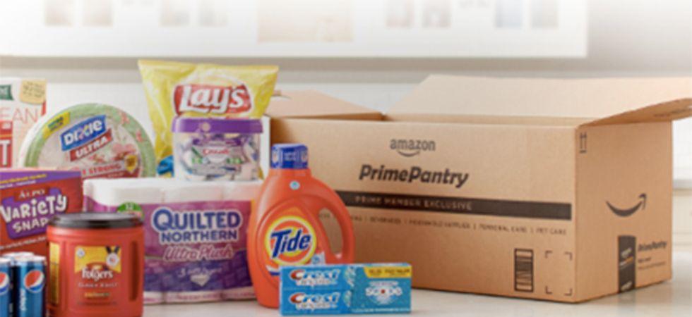 Amazon Pantry (Photo Credit: Twitter)