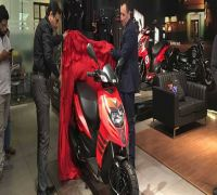 Aprilia Storm 125 cc scooter launched in India: Features, price inside