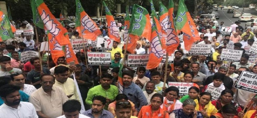 BJP supporter killed allegedly by Trinamool Congress workers in West Bengal's Burdwan (File)