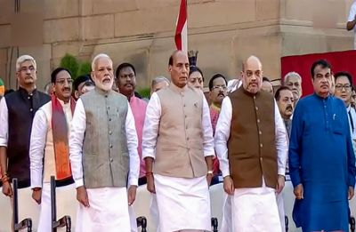 Modi takes oath as PM for second term - Here is complete list of his Cabinet ministers