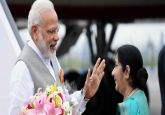 Sushma Swaraj thanks PM Modi, hopes new government functions with glory