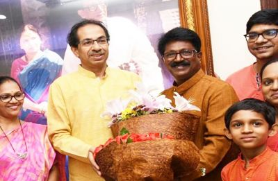 Shiv Sena's Arvind Sawant to take oath as minister in PM Modi's Cabinet today