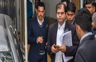 Enforcement Directorate questions Robert Vadra in money laundering case