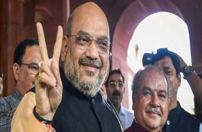 Amit Shah replaces Rajnath Singh as no. 2 in Modi government, gets home ministry