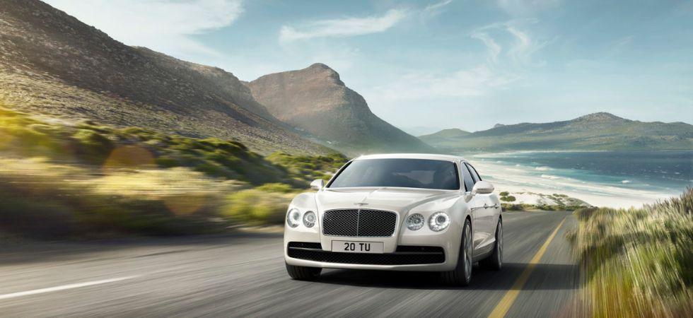 Bentley Motors Flying Spur (Photo Credit: Bentley Motors)