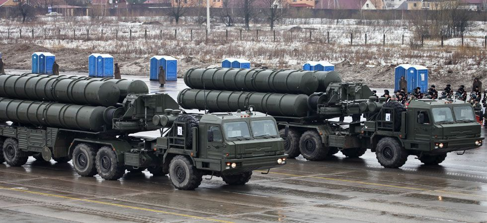 The S-400 is known as Russia's most advanced long-range surface-to-air missile defence system. (File Photo)