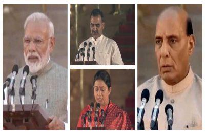 Uttar Pradesh gets maximum berths in Modi 2.0 Cabinet, followed by Maharashtra, Bihar