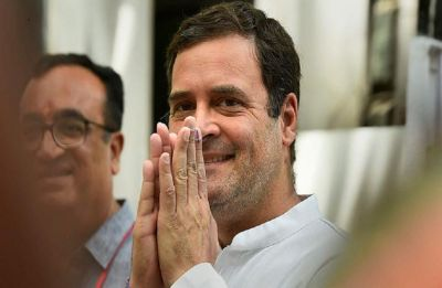 Post poll win, Rahul Gandhi to pay two-day visit to Wayanad in June first week