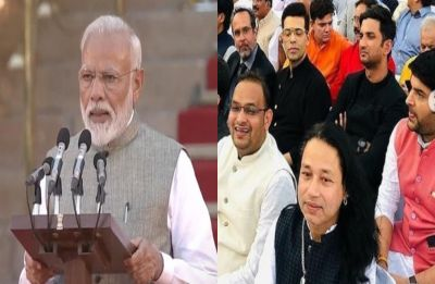 VIDEO: Kapil Sharma attends PM Narendra Modi's oath-taking ceremony