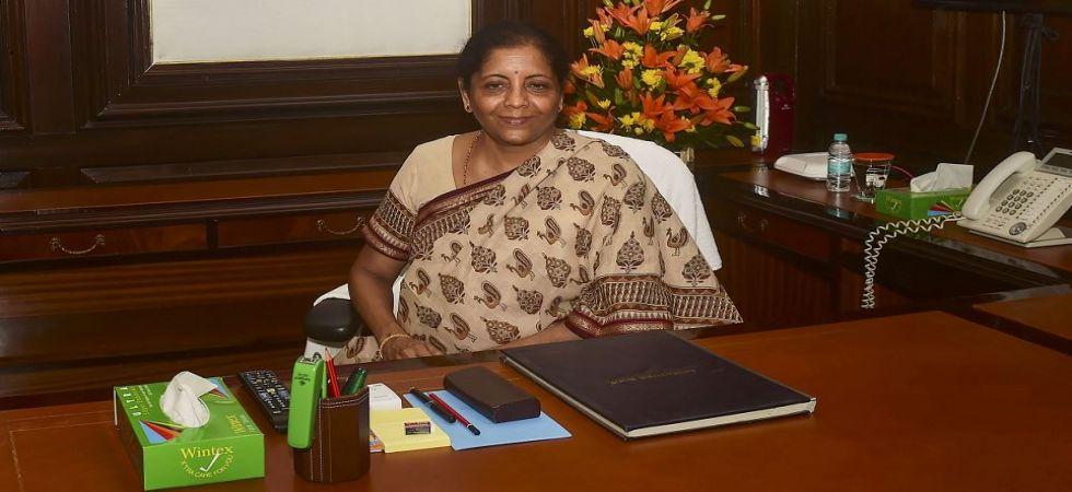 Finance Minister Nirmala Sitharaman (Photo Source: PTI)