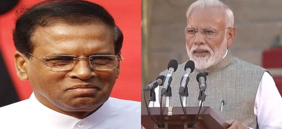 PM Modi to visit Sri Lanka in early June, says Lankan President