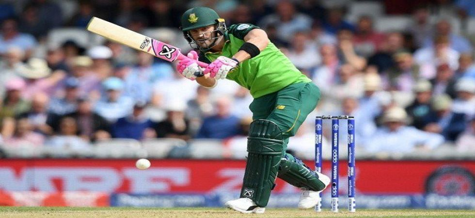 Faf du Plessis' South Africa will hold the key for Dream11 Fantasy players in the game against Bangladesh. (Image credit: Twitter)