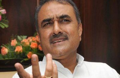 Money-laundering: ED summons former minister Praful Patel in UPA-era aviation scam