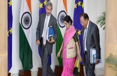 'Proud to follow on footsteps of Sushma Swaraj ji,' says S Jaishankar in his first tweet