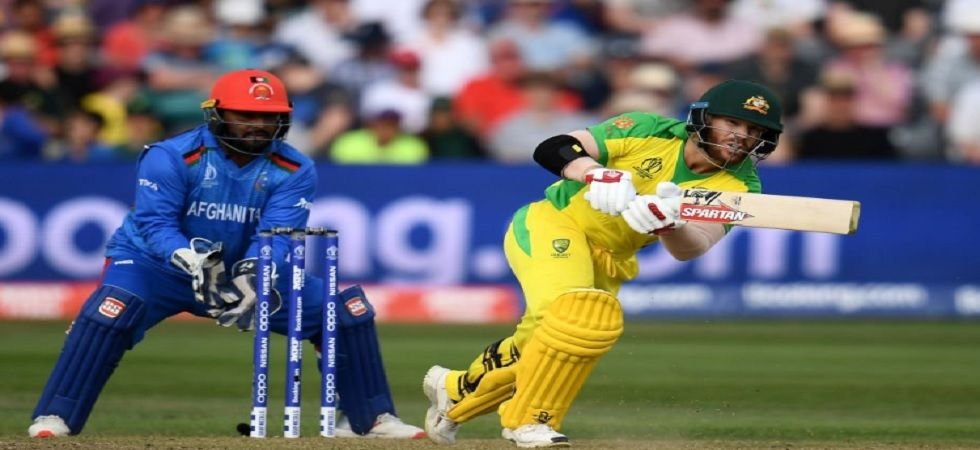 Cricket Score Live Updates, AFG vs AUS ICC World Cup 4th ODI Match (Twitter)