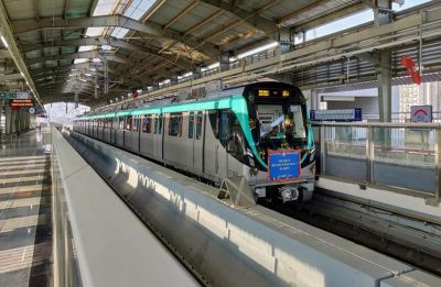 Noida-Greater Noida Aqua Line trains to be available every 7.30 minutes during rush hours