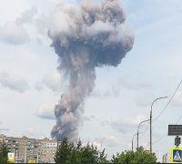 42 injured after blast at Russian explosives plant in Dzerzhinsk, emergency declared