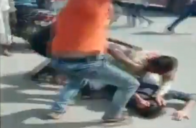 VIDEO | UP: Two Army personnel thrashed by group after altercation at Baghpat restaurant