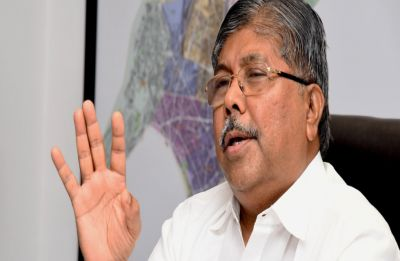 BJP, Shiv Sena to fight Maharashtra Assembly polls in 135 seats each, says Chandrakant Patil