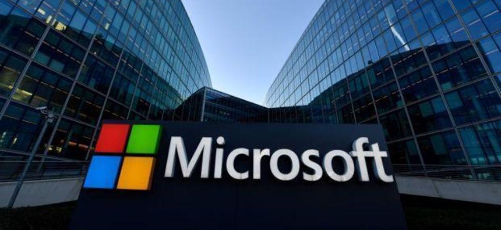 Microsoft (Photo Credit: Twitter)