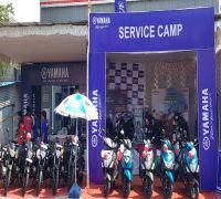 Yamaha Motor kick starts pre-monsoon check-up camps in India