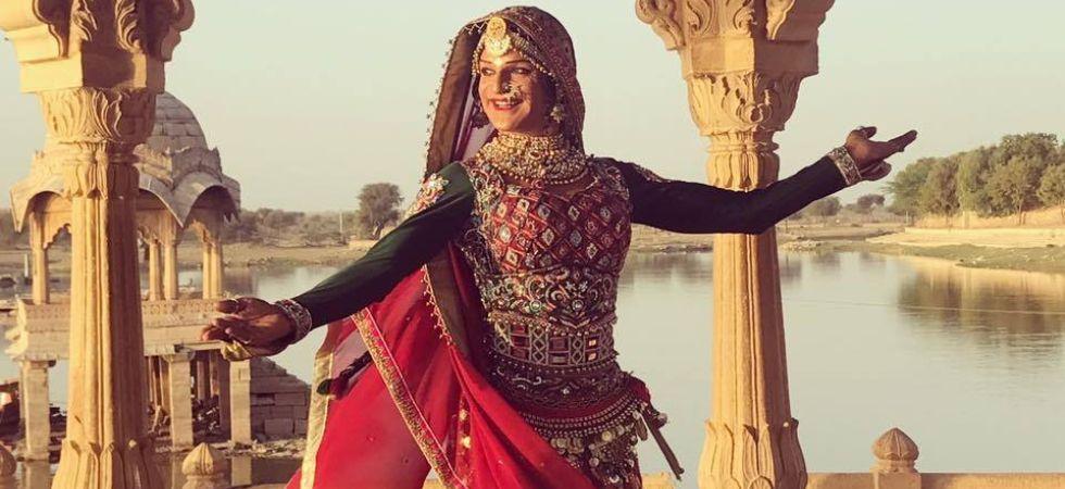 Rajasthan's famous folk dancer Queen Harish killed./ Image: Facebook