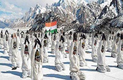 Defence Minister Rajnath Singh to visit Siachen, Srinagar tomorrow
