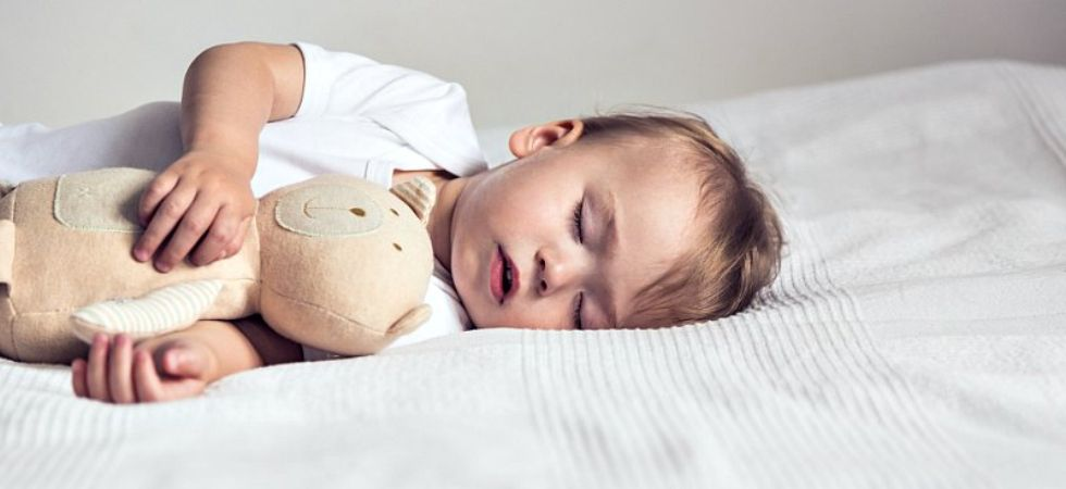 Afternoon naps can boost kid's happiness, IQ. (File Photo)