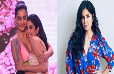 Sonam Kapoor: I wasn't defending Janhvi over something my friend Katrina Kaif might have innocently said
