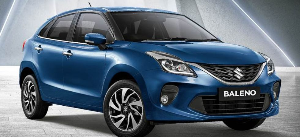 Maruti Suzuki Baleno (Photo Credit: Twitter)