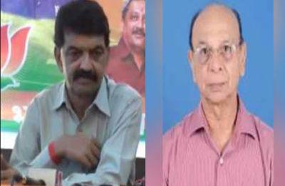 BJP's Rajesh Patnekar up against Congress' Pratapsingh Rane for Goa Assembly speaker post