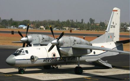 IAF's AN-32 aircraft with 13 on board goes missing from Arunachal, search operation on