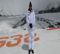 Defence Minister Rajnath Singh visits Siachen, says 'nation will always remain indebted'