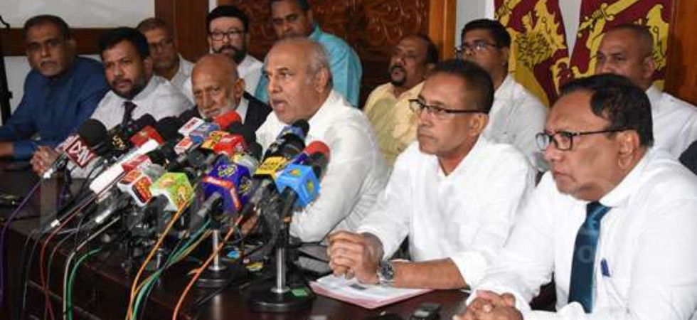 Sri Lankan ministers, governors from Muslim community resign (Photo Credit: Twitter)