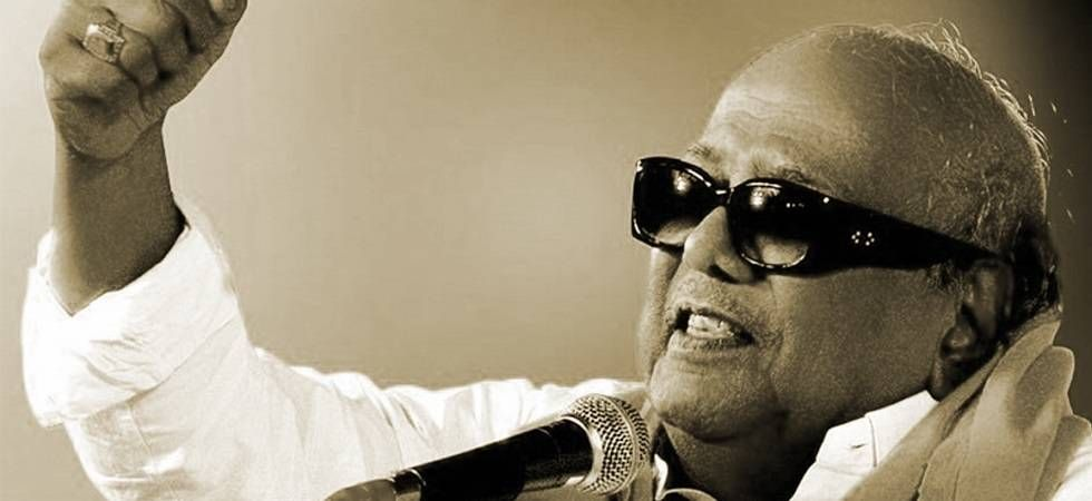 Karunanidhi Birth Anniversary: The five-time chief minister of Tamil Nadu died on August 7, 2018, at the age of 94