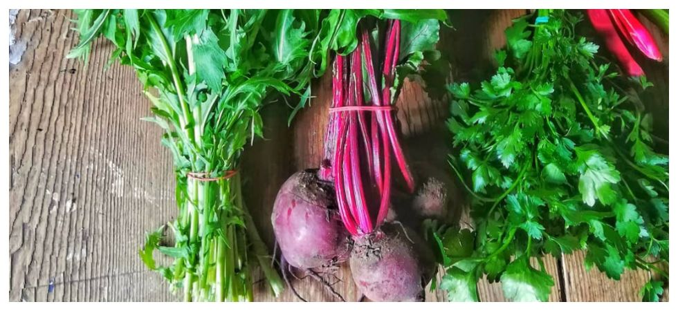 Water-rich vegetables (Photo: Instagram)