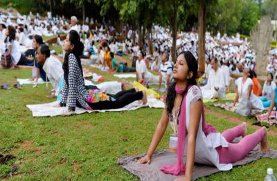 Yoga boosts health, mental well-being in older adults: Study