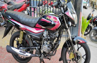 Bajaj Platina 110 H-Gear launched in India at Rs 53,376: Details inside