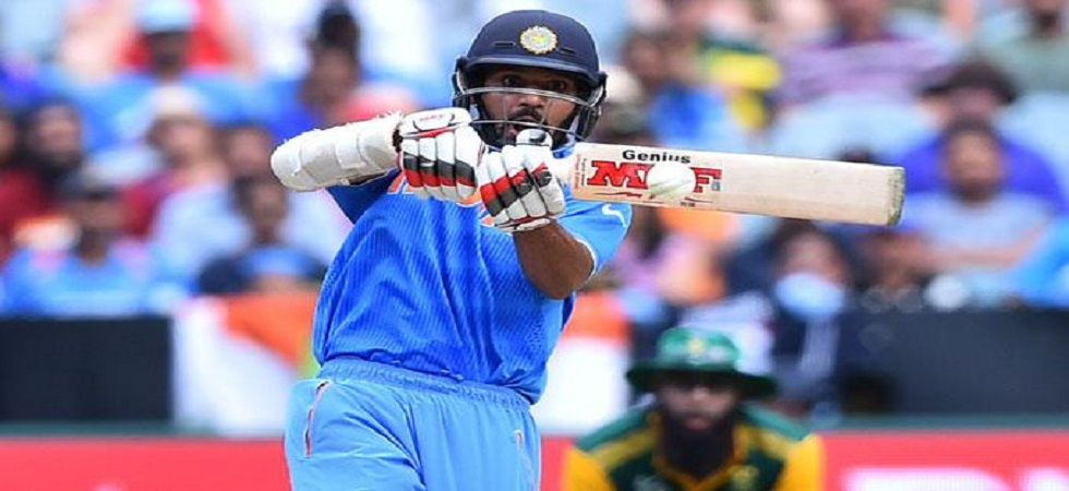 Shikhar Dhawan and Sachin Tendulkar have displayed their class in World Cup contests against South Africa. (Image credit: Twitter)