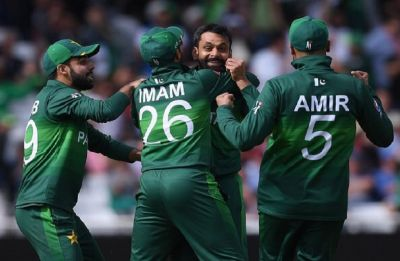 ICC Cricket World Cup 2019: Mohammad Hafeez credits 'total team performance' in England win