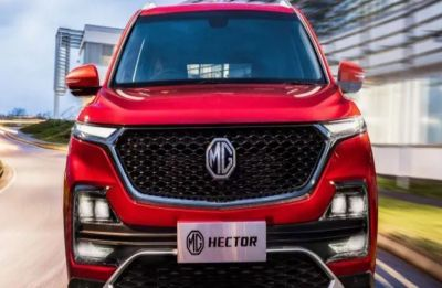 Good News! Bookings for MG Hector SUV commence from today onwards at THIS price