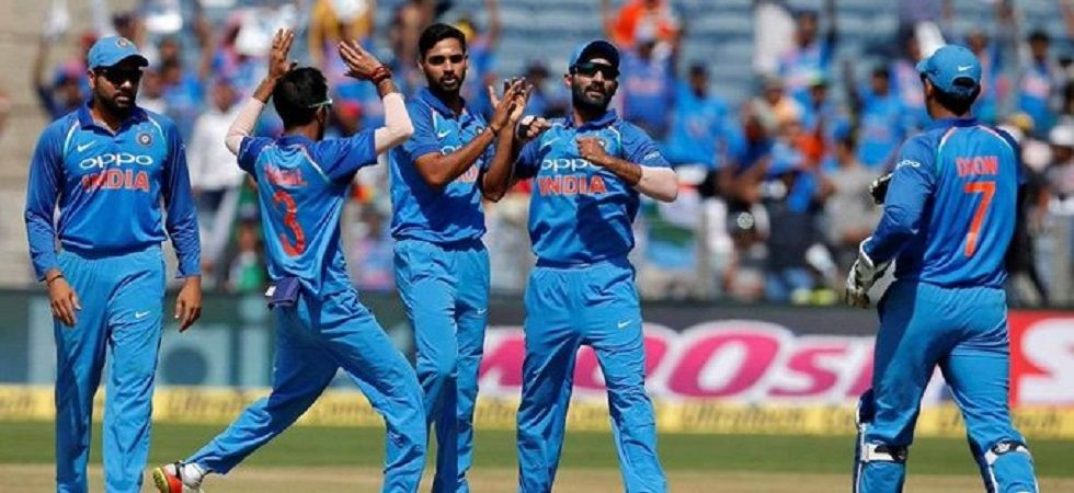 India will be heading into the World Cup encounter against South Africa as favorites after the Proteas lost their first two games. (Image credit: Twitter)