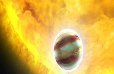 Is life possible on other solar systems? Giant exoplanets can reveal mystery