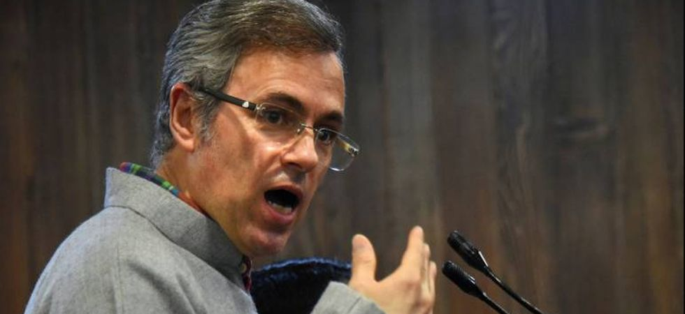 Omar Abdullah dumps Congress