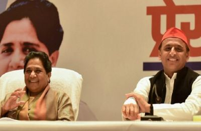 Mayawati praises Akhilesh's efforts in Lok Sabha polls, targets Congress, Shivpal: Sources
