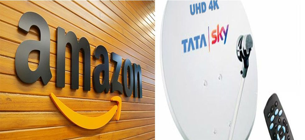 Tata Sky partners Amazon to offer video streaming to customers (file photo)