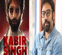 Kabir Singh director Sandeep Vanga reacts to critics accusing film of glorifying toxic masculinity